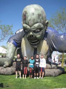 Zombie Run 2014