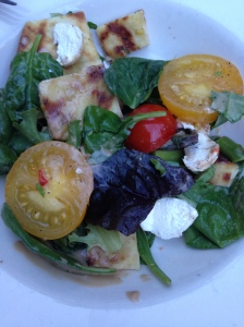 Fresh Mozzarella And Tomato Panzanella